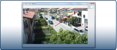 nuova gestione del brandeggio di telecamere ptz