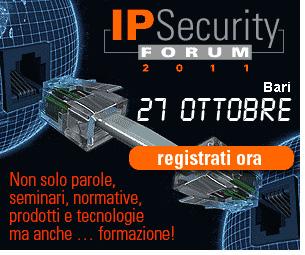 IP Security Forum Bari