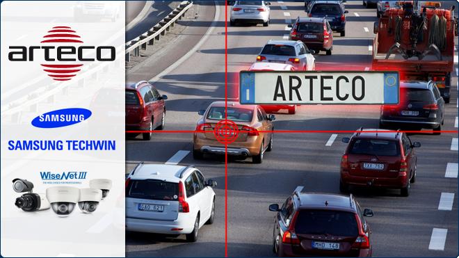 REVOLUTION – Arteco's New Plate-Reading App for Samsung